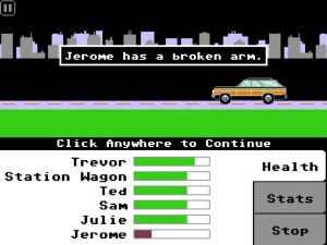 Organ Trail is a hilarious zombie-themed parody game that was released in 2011.