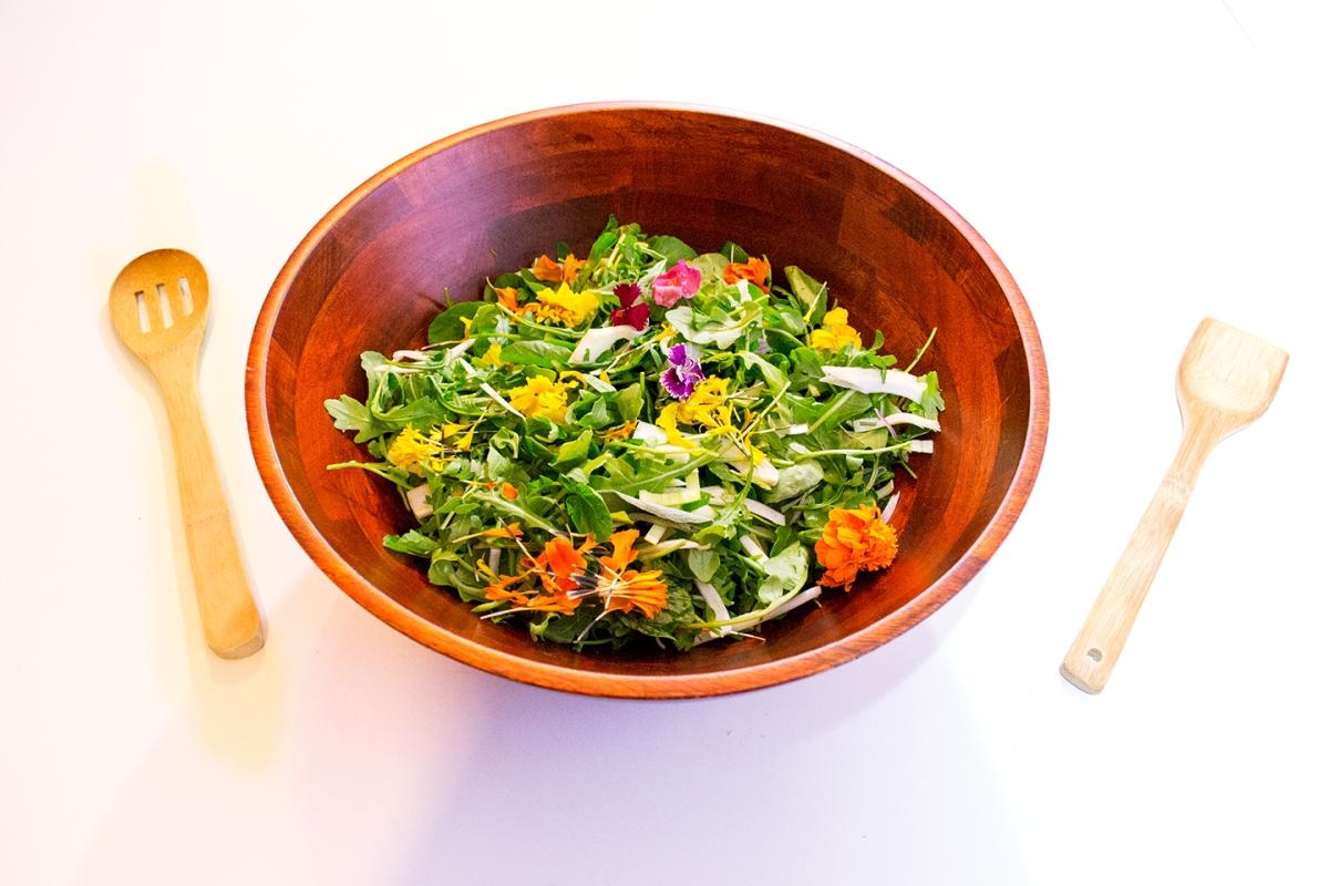 Salat, an Aromatic Medieval Salad