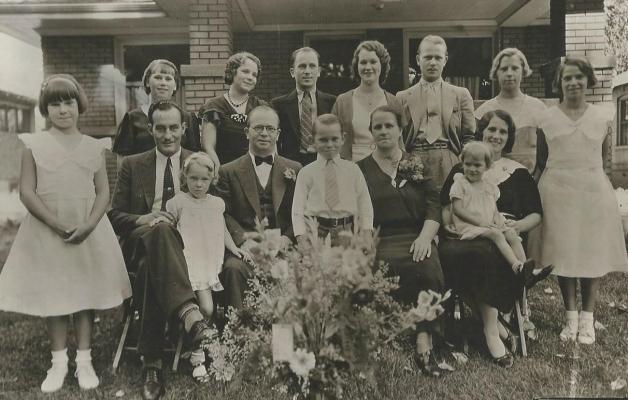 1935 Dubbeld 25 wedding anniversary1